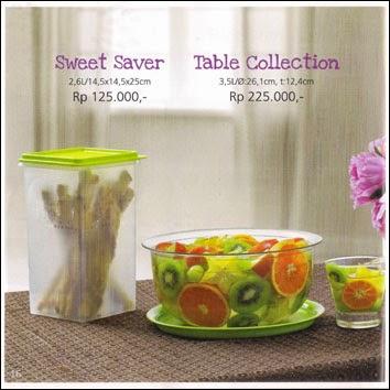 Tupperware Promo Juni 2014 - Table Collection - Tupperware ...