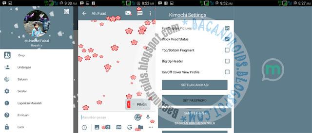 BBM Messenger v2 Base versi 3.0.0.18 Apk Terbaru