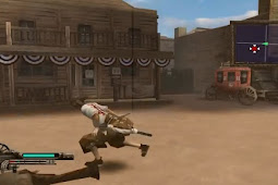 Samurai Western High Compressed PS2 ISO [829 MB]