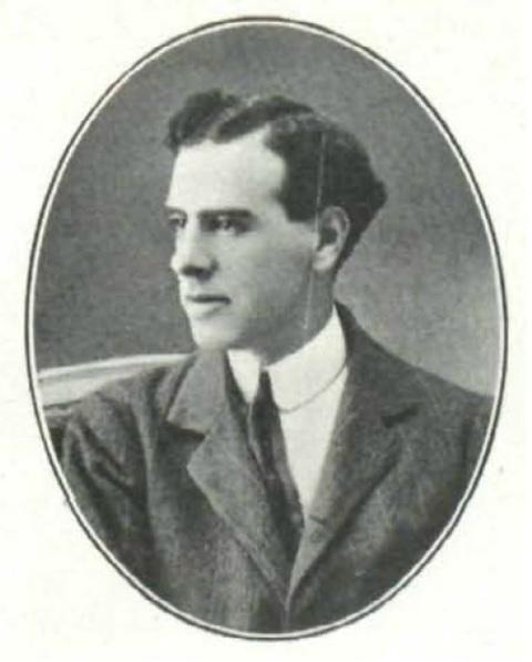 Pedro de Répide en una fotografía publicada en 1908