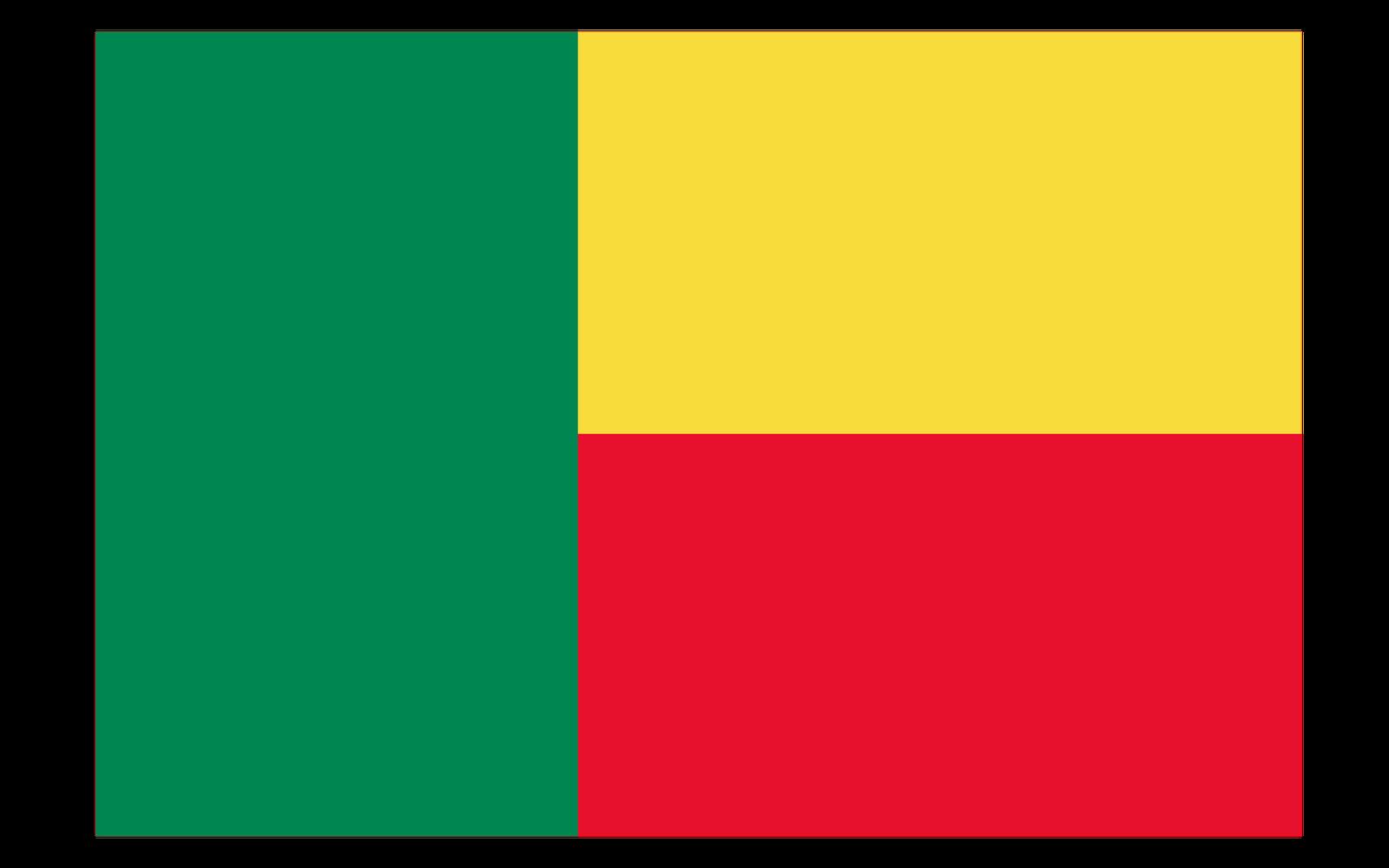 World Flags: Benin Flag hd wallpaper