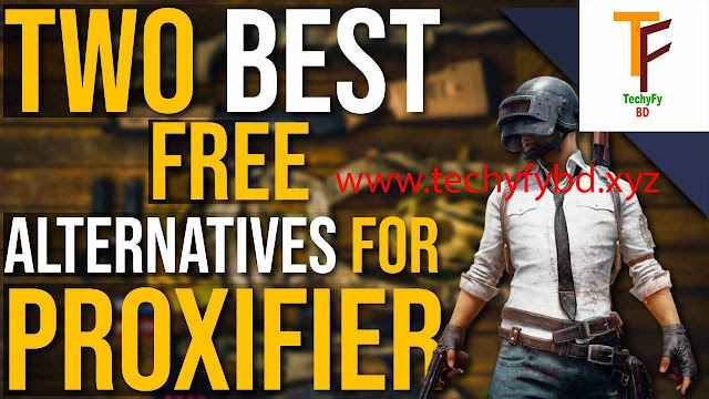 Alternatives of Proxifier for PUBG PC LITE | VPN for PUBG PC LITE |