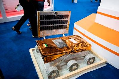 Chandrayaan 2 rover name