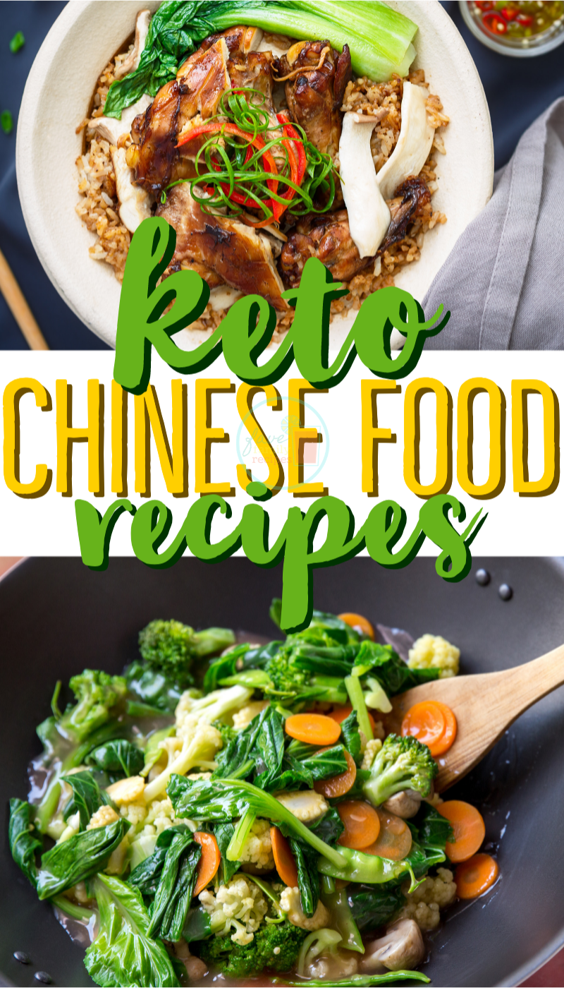 Keto and Low Carb Chinese Food Recipes