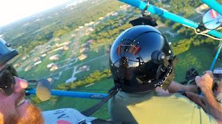 Powered Parachute, Flight, Texas, Fly, plane