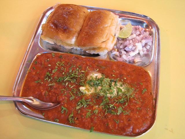 Pav Bhaji | Snacks Recipe | Maharastrian Food
