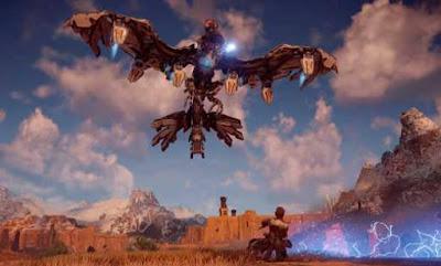 تحميل لعبة Horizon Zero Dawn للكمبيوتر بحجم صغير من ميديا فاير