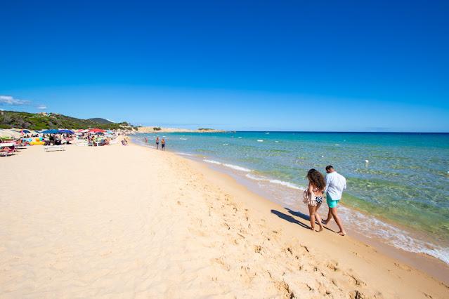 Spiaggia di Campana pontile