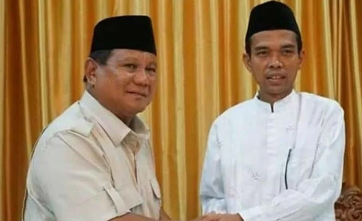 Akun IG Ustadz Abdul Somad Dihapus Lagi