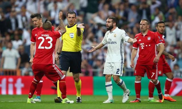 بايرن ميونيخ يكشف مصير نجم ريال مدريد