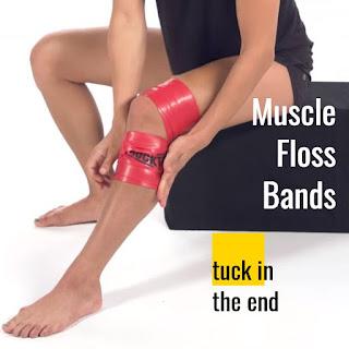 voodoo floss bands knee