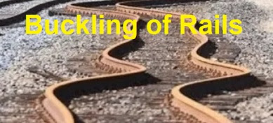 Buckling and Hogging of Rails
