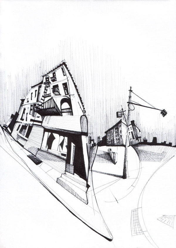 01-Gregor-Louden-Architectural-Drawings-of-our-Streets-www-designstack-co