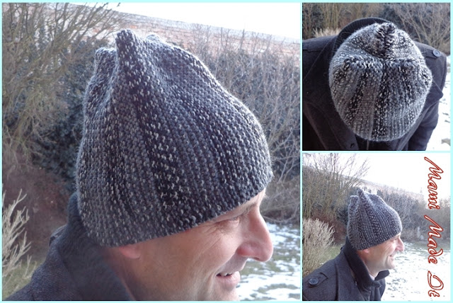 Strickmütze Nr. 2 - Knitted Hat No2