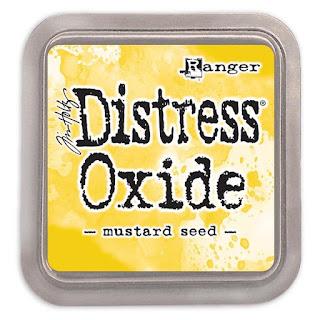 Oxide Ink Pad MUSTARD SEED