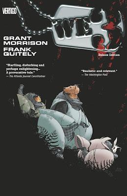 Noi3 - Nuovo organismo ibrido, di Grant Morrison recensione