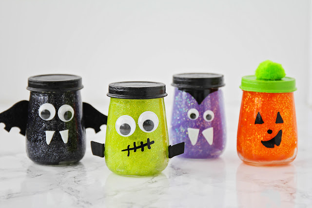 Celebrate Halloween all month long with these 13 spooky and adorable Halloween treats!