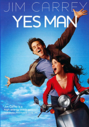 Yes Man 2008 BluRay 350MB Hindi Dubbed Dual Audio 480p Watch Online Full Movie Download bolly4u