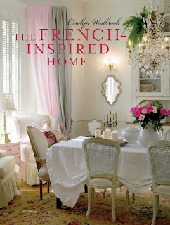 French Inspired Home Book For Sale