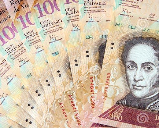 Viceministro afirma que el billete de 100 bolívares ya puede dejar de circular