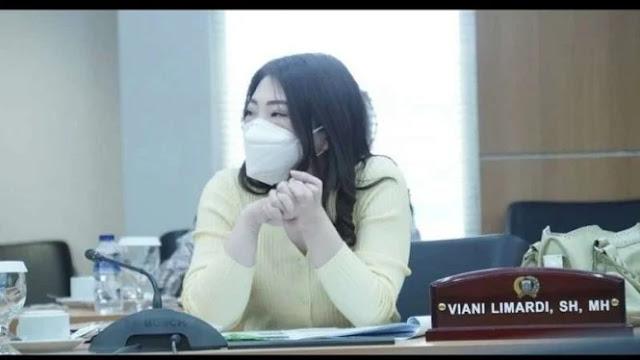 Dipecat PSI karena Diduga Gelembungkan Dana Reses, Viani: Itu Fitnah