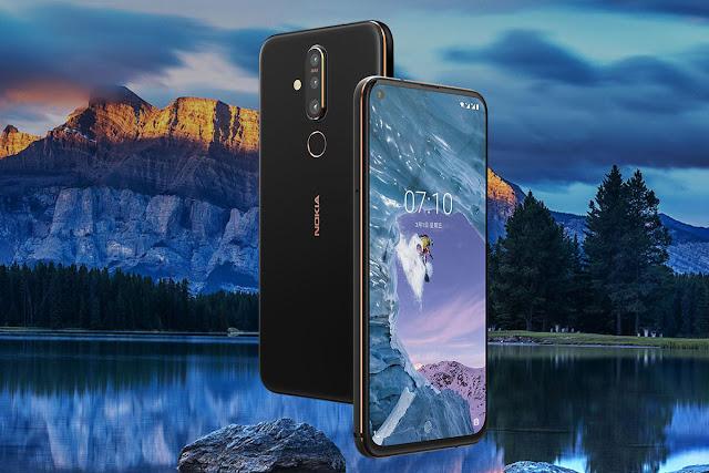 Hp Nokia X71 Dengan Kamera 48 MP Dan Layar Punch-Hole