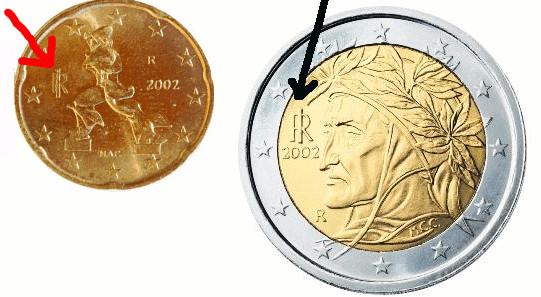 monete euro collezione in vendita - Monete e banconote | eBay