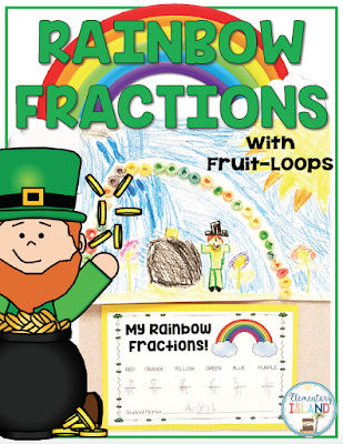 Free Fraction activity for 2nd grade