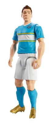 TOYS : JUGUETES - FC Elite Messi : Figura - Muñeco 30 cm Producto Oficial 2016 | Mattel DYK84 | A partir de 3 años Comprar en Amazon España