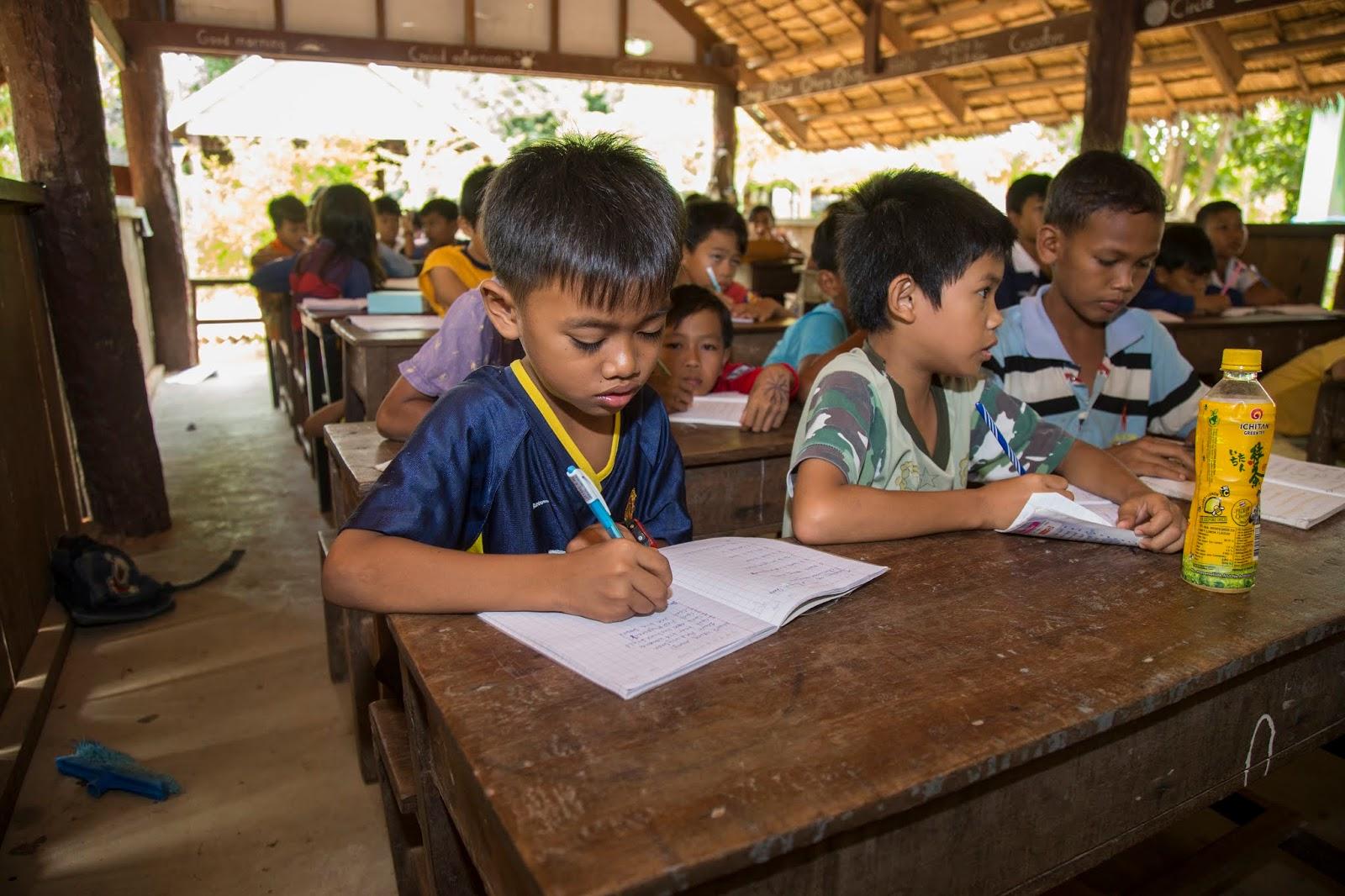 missão de voluntariado: Tailândia e Cambodja
