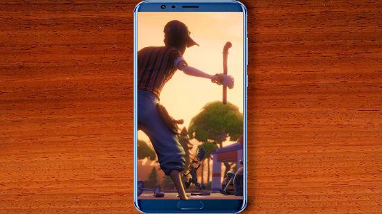 Fortnite Battle Royale - Perso Casquette Baseball - QHD pour Mobile