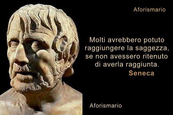 Frasi Sulla Brevita Della Vita.Aforismario Citazioni Di Seneca Dai Dialoghi Morali E Le Consolazioni