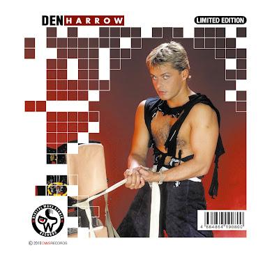 DEN HARROW - The Photo Collection 1984-1989 [LTD-BOOK-001]