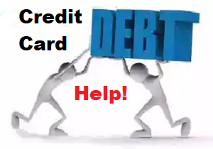 drowning in credit card debt help