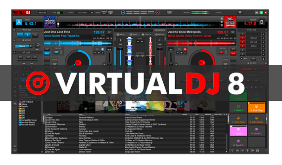 VirtualDJ 8 3 4592 Pro Infinity Portable - The House of Portable