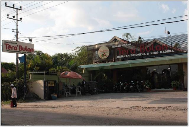 Rumah Maka Tera' Bulan;10 Top Kuliner Bangkalan