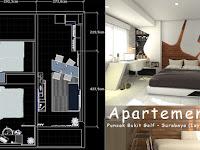 Apartement Design - Puncak Bukit Golf Surabaya
