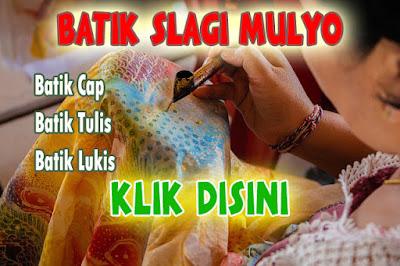 Batik Sesuai Desain Anda