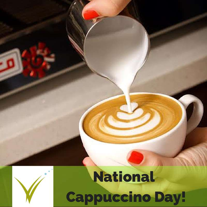 National Cappuccino Day Wishes Images