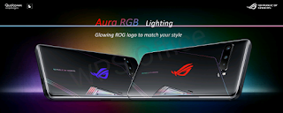 RGB Asus ROG Phone 3