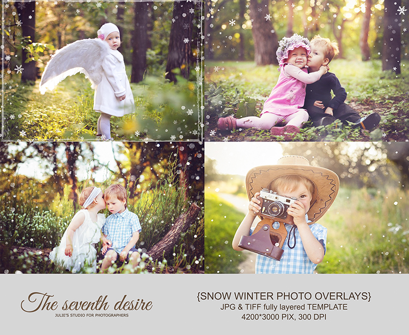 Art  Illustration  Digital  Graphic Design  photo overlay  photography overlay  Overlays  christmas card  christmas overlay template snow  holiday  winter texture  snow overlays  for photographer  snow  snowflake
