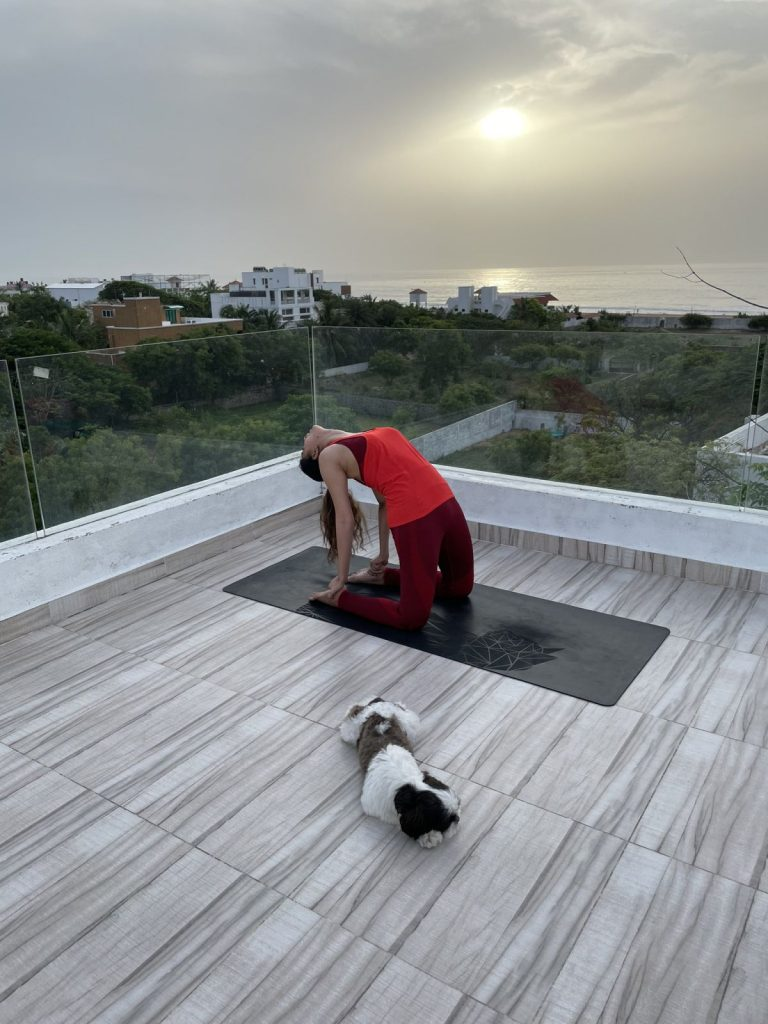 Yoga Beauty: Keerthy Suresh Revised Surya Namaskar Implies Uniqueness
