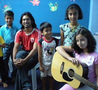 Eastern Fare Music Foundation, Music Classes in Bangalore