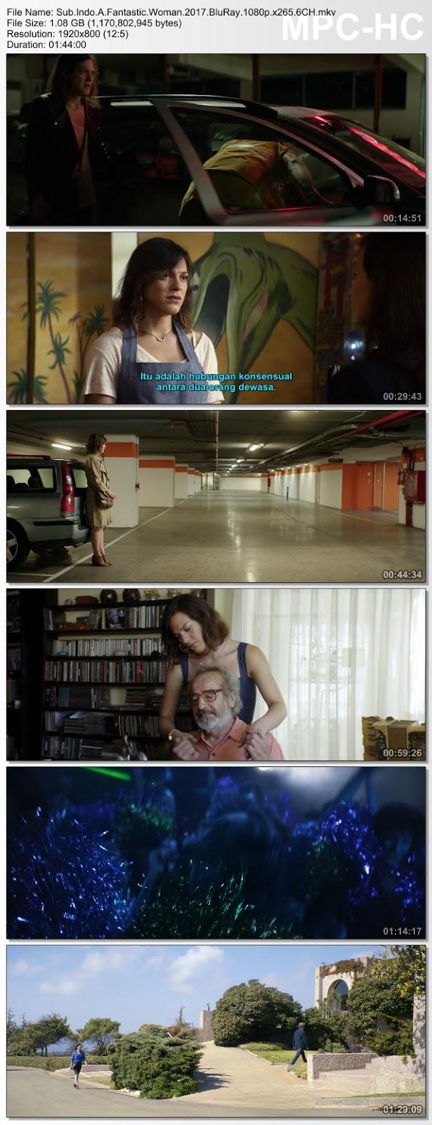 Screenshots Download Film Gratis Una Mujer Fantástica (2017) BluRay 480p MP4 Subtitle Bahasa Indonesia 3GP