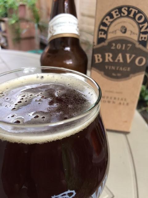 Firestone Walker Bravo Barrel Aged Imperial Brown Ale 2