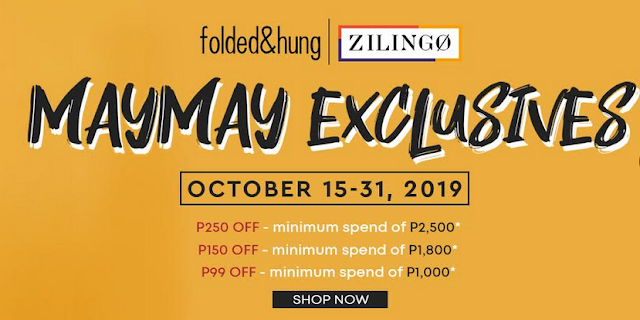 Zilingo Philippines Offers Fashionistas First Dibs On The  Latest Folded & Hung Collection in Collaboration With Maymay Entrata