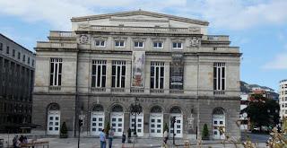 Oviedo, Teatro Campoamor.