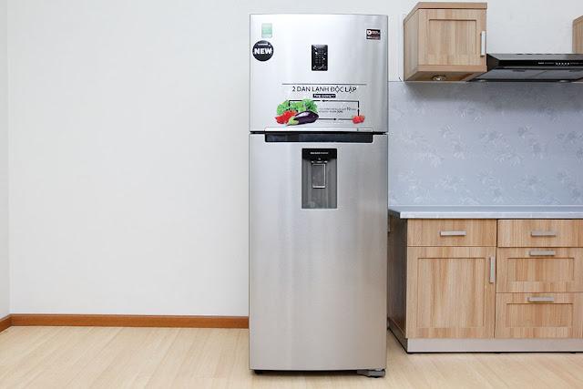 Tủ lạnh Samsung Inverter 380 lít RT38K5982SL/SV