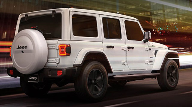 Jeep UK Reveals Renegade Night Eagle, Compass Night ...
