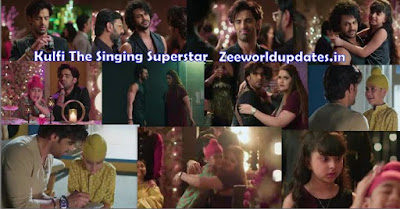 """Starlife Kulfi The Singing Superstar Saturday 27th July 2019 Written Update """" Sikander Teaches Kulfi How to Write Tevar Confronts Lovely """"."""